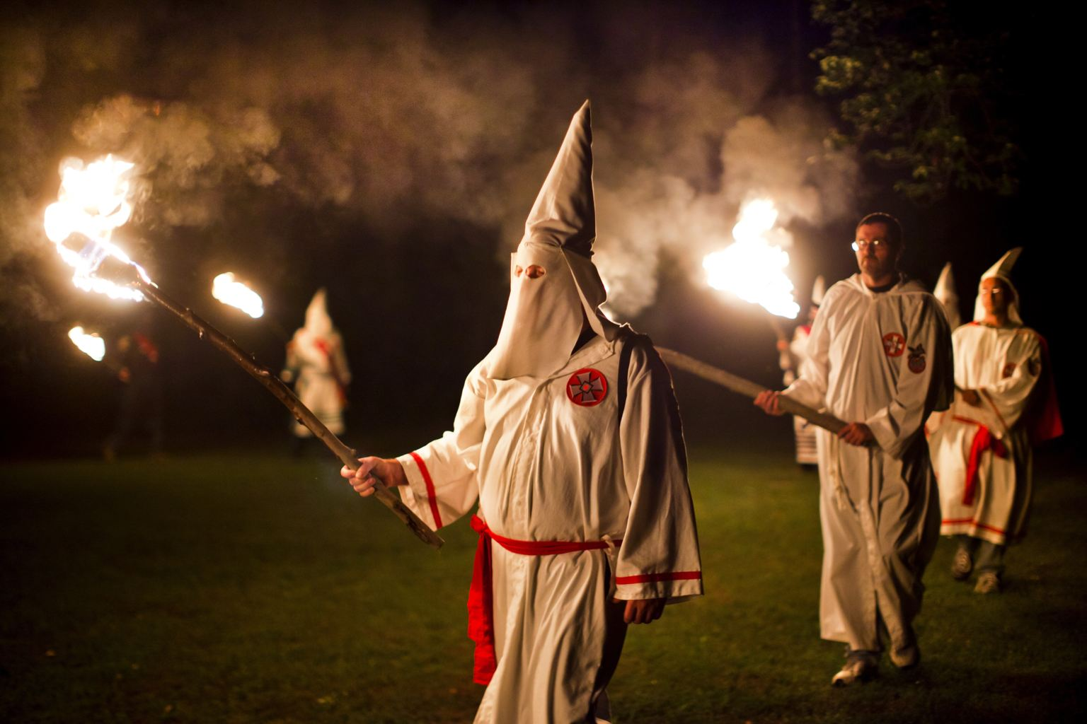 Members of the Knights of the Southern Cross of the Ku Klux Klan (KSCKKK) & U.S.Education And The New Jim Crow » KKK Rides Again azcodes.com
